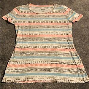 Patterned tshirt